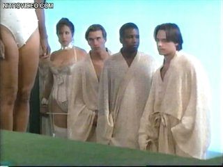 Super Hot Dana Delany and Lots Of Hawt Hotties Walking Around Topless