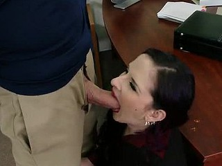 Mommy's Boss is a Hot Wench