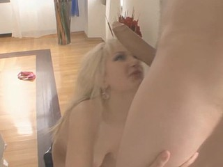 Two beautiful sluts crave to be double screwed in the gazoo! (HD)