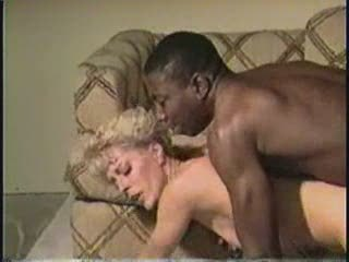 Slutty White Wife screwed by big black cock