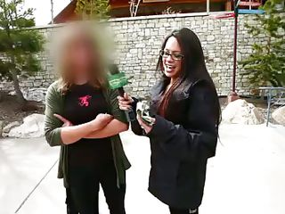 It's weird what kind of stuff bitches are able to do for the right amount of money. For example at playboy tv/money talks we can see this chick with hot ass, small tits and hot legs fucking a snowman for money. That babe needs those specie but we think that this babe starts enjoying this a lot and although is freezing cold, this babe likes getting her shaved pussy stuffed with that dildo.