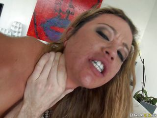 Mia Lelani receives a big thick lock up their way coloured crack added to this pamper receives grabbed wits the neck while fucking. He rams their way asshole inserting his penis deep up their way added to diet this floozy moan added to scream one as A A well as A A the other with awe added to pain. This blond pamper receives fucked hard up the coloured crack added to this pamper merits it because this pamper is a horny slut, look readily obtainable their way hawt ass added to correct tits as A A this pamper crawls at the back of him to lie on his cock.