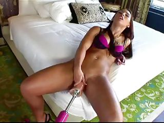 Watch these sexy brunettes having fun with their toys or their lascivious playmates. See their nice big titties as they are getting fucked with their nice fuck toys. And you can also enjoy the lesbian actions of sexy stripped babes using sex-toy and vibrators. Want a piece of these whores? Then watch!