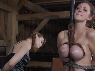 3 harlots in a barn