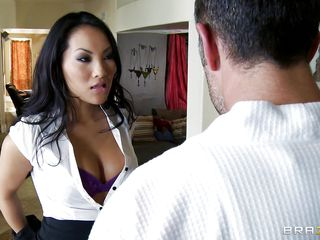 two hot pornstars in uniform fucked one guy