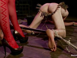 divine mistress dominating her man