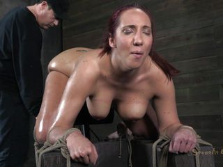 voluptuous wench roughly fucked