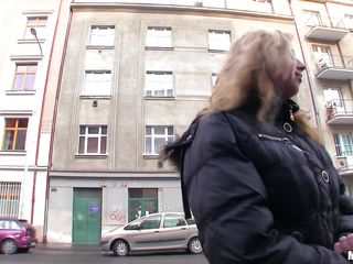 Blonde Maya Angel is truly beautiful. She has blonde curly hair and a charming face that demands semen on it. See here how she accepts money for undressing and then the man gives her cash for a fuck. She is as slutty as charming and probably we are going to see her charming face cummed or her ass filled