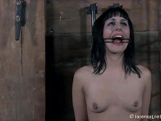 sensual mouth opened and screwed