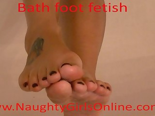 Foot fetish feet