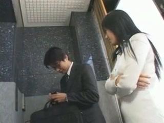 Sola Aoi SOE019 Blowjob