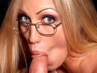 Lewd Glasses Porn Videos