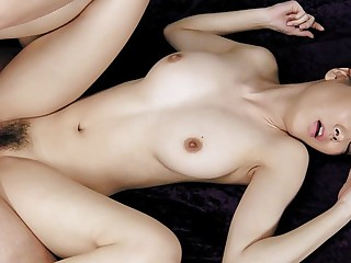 Horny Japanese girl Rei in Best JAV uncensored Cumshots scene