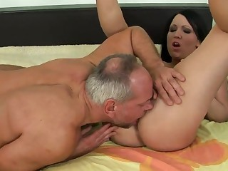Youngster Chanel in deleterious game with older man