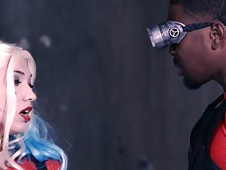 Aria Alexander & Isiah Maxwell relative to Suicide Squad: XXX Take-off - DigitalPlayground