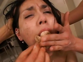Teacher Maria Ozawa Gag with four student