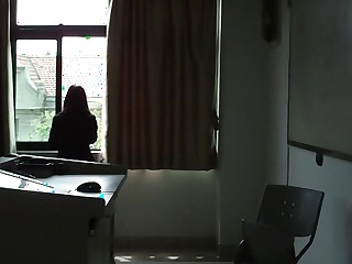 Asian schoolgirl pissing hidden camera video for download