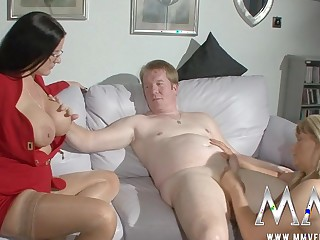 MMVFilms Video: Chum around with annoy Sexnanny??s Principal Pacient