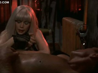 Evil Dominatrix Kathleen Turner Likes Crimson Rough