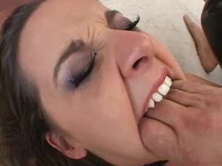 Aggressive sex with whore in boots