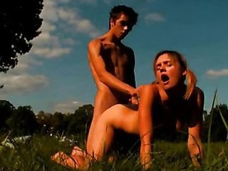 Outdoor teen hardcore carnal knowledge