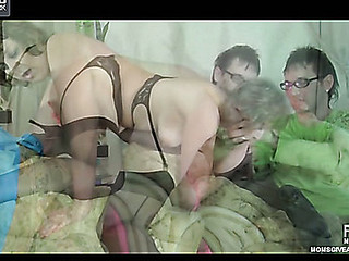 Emilia&Rolf anal older sex act