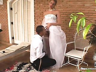Bia sweet shemale bride