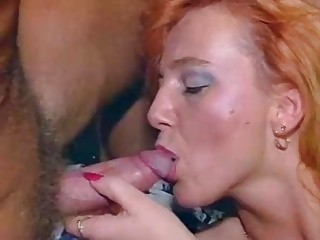 Oldschool German babe screwed - Sascha Production