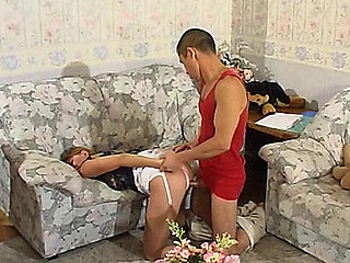 Alice&Nathan sexy nylon action