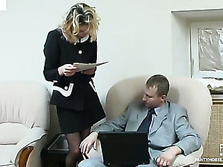Ninette&Adrian first-rate hose video