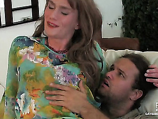 Randolph&Lesley crazy homosexual sissy movie episode