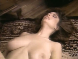 Hot vintage cock fucking for this enchanting slut