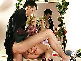 Lottie&Mark astounding anal movie
