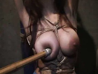 Coarse Sex Rope Bondage