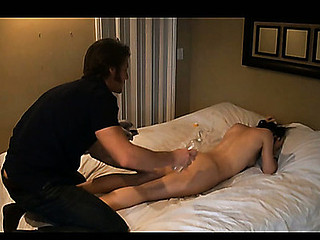 Tender Vagina Massage