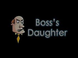 Going to bed The Boss's Daughter