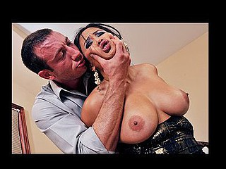 Jessica Bangkok is the kind of loud-mouthed, bitchy wife whose mouth u'd love to just seal shut. Preferably with a large bulky ramrod. That's where Jordan Ash comes in. When one of Jordan's most fine employees turns down his suggest for a promotion 'coz of his wife Jessica, Jordan invites the couple over to plead his case. Jessica forbids her spouse to take the job, prompting Jordan to have a private conversation with her - PSP style!
