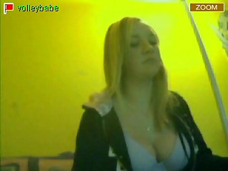 Volleybabe Stickam Gigantic Tits Livecam