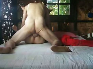 Hot Thai pair film themselves getting it on in their house, they are pounding like crazy and like there is no camera filming, just natural, precious old fashioned sex.