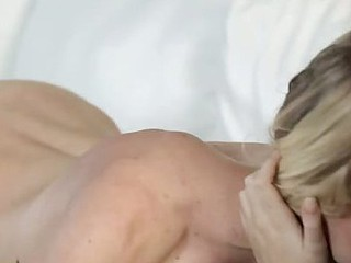 Babes Cassie Laine coupled with Bella Cut back on resist pleasure each other with their mouths in a scalding sexy 69 turn this way leaves them bellyache