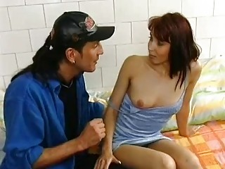German hottie bangs one lucky dude - Punami Films