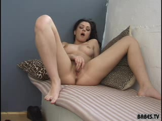 Luna Lane gets a drenched pussy soon this babe rubs her lips red lodged with someone