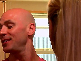 The appetizing pornstar Abbey Brooks with