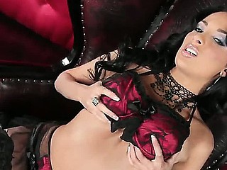 Luxurious breasty Anissa Kate is so