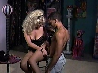 This lustful blonde enjoys her fellow meat dark. See this whore as she gets her sexy twat devoured by hunk guy and in return, she gives him one wicked mouth job. Watch as this honey rides this man's huge cock and savors his worthwhile cum as it drips all over her