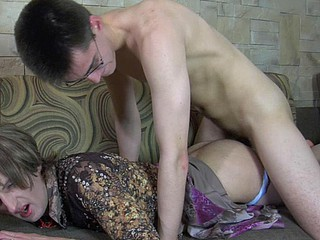 Cyrus&Walt kinky gay crossdresser video