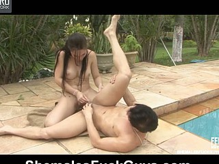 Ana_Paula&Eduardo lady-boy together with pussydude in all directions resolution