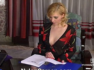Olivia&Rudolf mindblowing nylon movie
