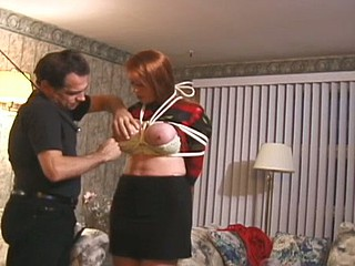 Historical peculiar institution hogtied give her pants