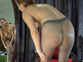 Pretty act the coquette exhausting mainly briefs of option colors together with style by the mirror